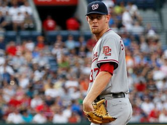Nats Hold Off on Shutting Strasburg Down for Season