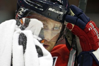 Karl Alzner's Competitive Spirit Annoyed Wife During Lockout