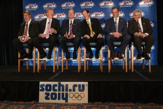 Start of NHL Season Crucial For USA Hockey Hopefuls