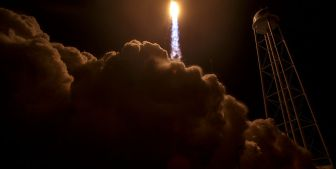Rocket Launch Reignites Space Station Deliveries in Va.