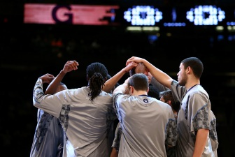 Hoyas Earn No. 2 Seed in NCAA Tournament