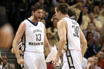 AU, GW Receive NCAA Tournament Bids