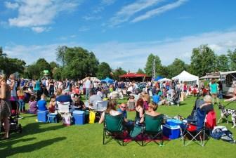 Wild Ponies, Arts & Music at Chincoteague Fest