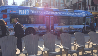 New Metrobus Route Will Connect Alexandria, National Harbor