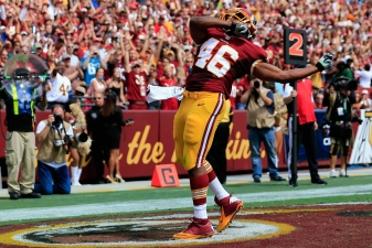 Injuries Overshadow Redskins' 41-10 Victory
