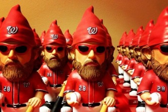 Werth Gnome Giveaway Has Nats Fans Excited