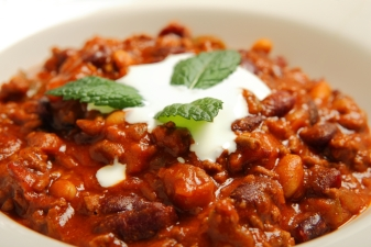 Head for the Hills -- There's Chili There