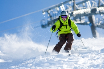 March Madness, Free Skiing at Skytop