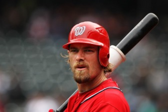 Werth Ready for Phillies Invasion
