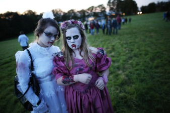 Killer Zombies Await Your Arrival at the Lorton Prison