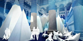 Watch Out! 'ICEBERGS' Coming to Nat'l Building Museum