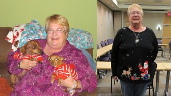 How Weight Loss Gave One Woman Her Life Back