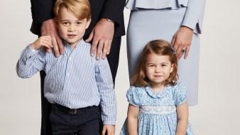 UK's Princess Charlotte to Attend Nursery School in January