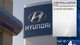 Two Recalls Affect More Than 100,000 Cars