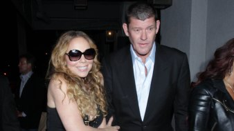 Mariah Carey 'Trying to Work it Out' With Fiancé Packer