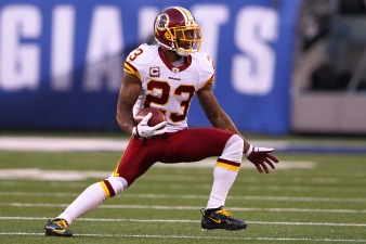 Report: Redskins Release DeAngelo Hall