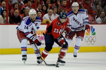 Capitals Split on Early Afternoon Starts