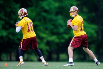 Bayless: Cousins Better Than RGIII