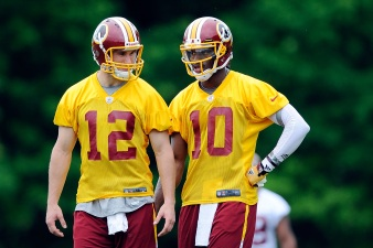Redskins Rookie QBs Win Collegiate Awards