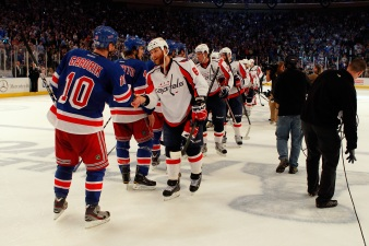 Capitals/Rangers: Wired For Sound