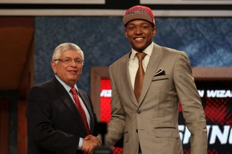 Wizards Select Beal With Third Pick in Draft