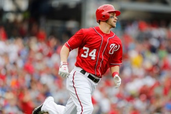 Nats' Harper Named NL Rookie of the Year