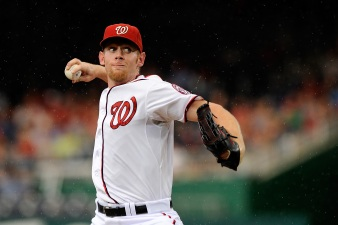 Strasburg Plans to Pitch, Watch Golf