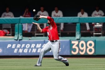 Werth's Barehanded Grab