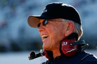 Gibbs Gives Cowboys Pep Talk