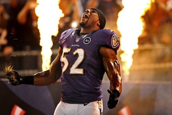 Ravens' Ray Lewis To Retire At End Of Season
