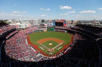 Weird Website Says Nats Park is Clean