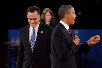 "Obama, Romney ""Campaign for RG3"""