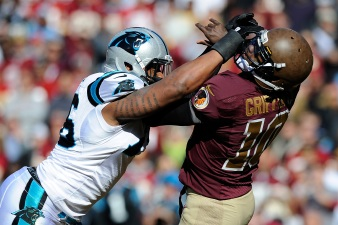 'Skins Reach Season Low In Loss To Panthers