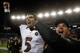 Ravens Defeat Patriots, Off to Super Bowl