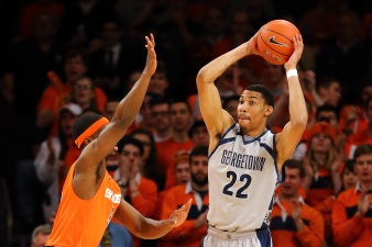Report: Hoyas' Porter to Enter NBA Draft