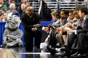 Georgetown Upset in NCAA Tournament
