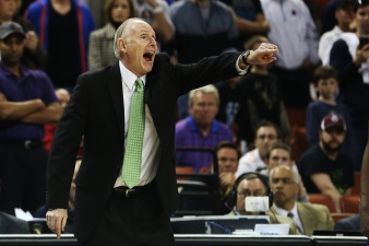 Larranaga Dances After Miami Advances to D.C.