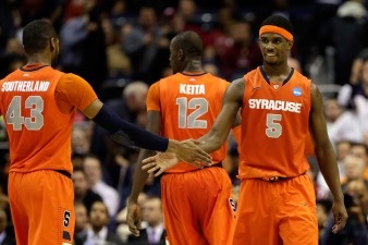 Marquette, Syracuse Advance To Elite Eight