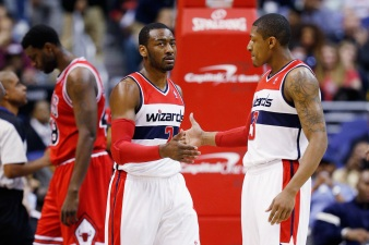 Wizards, Cavs Argue Over Best Backcourt