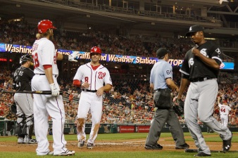 Nats Game Starts Late After Umps Get Stuck in Traffic