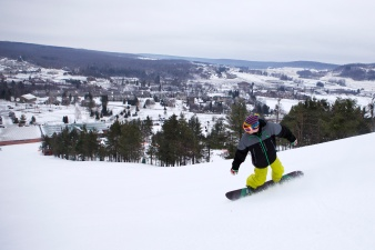 Md.'s Only Ski Resort Announces Weekend Opening