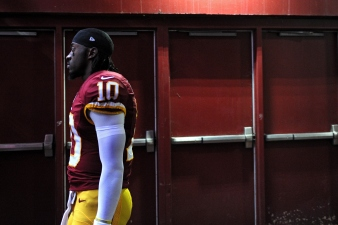 Report: RGIII Could Be Back This Month