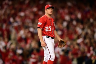 Report: Cubs Trying to Acquire Zimmermann