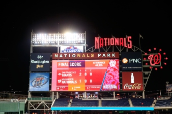 History Against Nats in Attempt to Avoid Elimination