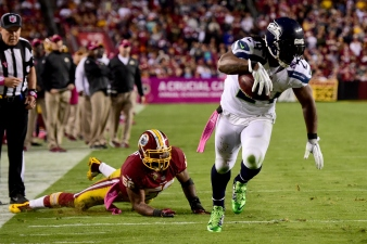 Redskins Should Stop Playing Monday Nights
