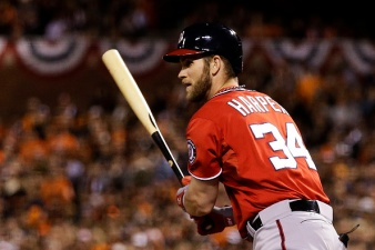 Harper Criticizes Fans After Nats Fall to Mets 8-5