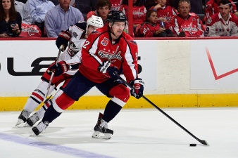 "Caps Want to ""Build"" Fourth Line Around Kuznetsov"