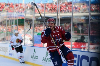 Ovechkin Named All-Star For Sixth Time