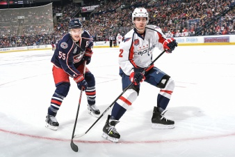 Caps' Defense Continues Engineering Offense