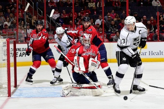 Caps Refine Blueprint Against Kings